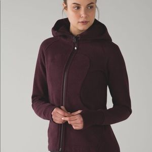 Lululemon Pleat to Street Hoodie